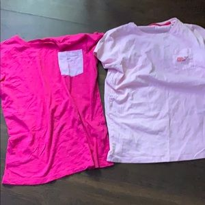 2 vineyard vines shirts for the price of 1!!!!!!!!